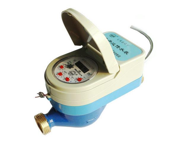 电子远传阀控水表